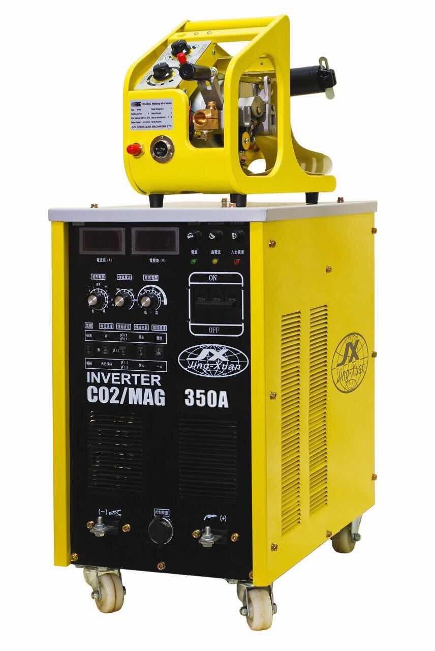 CO2 Welder – Mig 350 IGBT